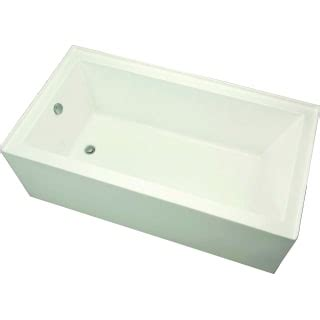 mirabelle bathtubs mirabelle mireds6030l soaking bathtub build com