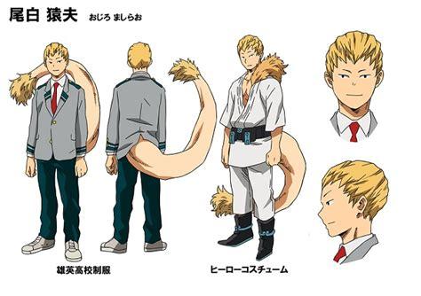 anime list boku no tv anime boku no academia reveals new designs and