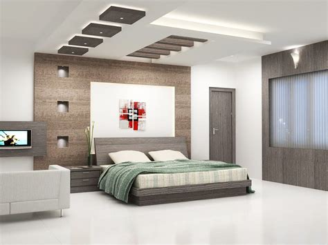 Interiorarts False Ceiling Bedroom Designs For