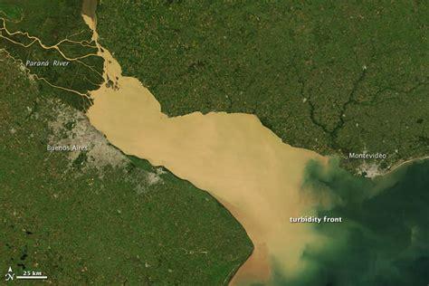 imagenes satelitales rio dela plata los sedimentos del r 237 o de la plata satelital taringa