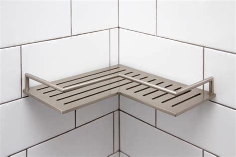 surface corner shower shelf 28505 ginger