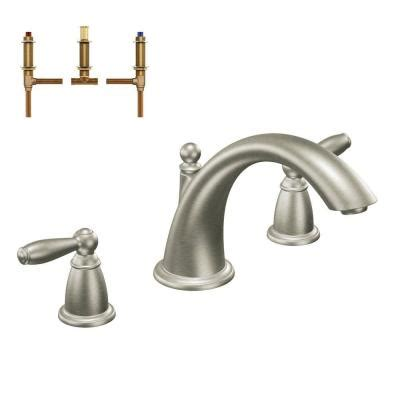 pfister ashfield double handle deck mounted kitchen faucet pfister ashfield 2 handle deck mount roman tub faucet trim