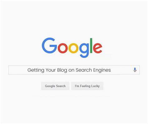 themes for google search engine google seo tips for bloggers getting your blog on search