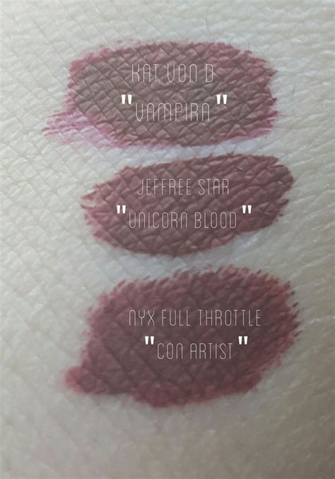 Lipstik Nyx Cair drugstore dupe nyx s new throttle lipstick in con