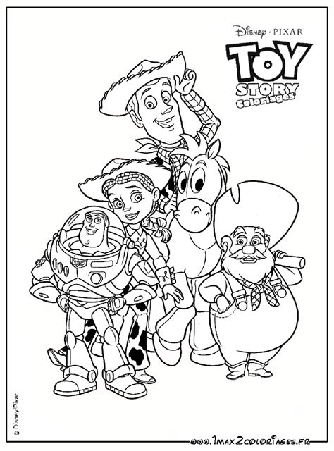 story coloring book stinky pete story coloring pages story