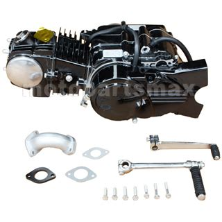 125cc 4stroke Lifan Engine With Manual Transmission K