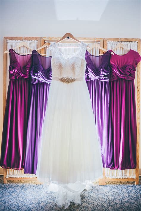 sangria colored dresses plum and sangria colored bridesmaids dress and my ivory a