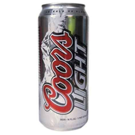 Calories Coors Light by Calories In Calorie Counters