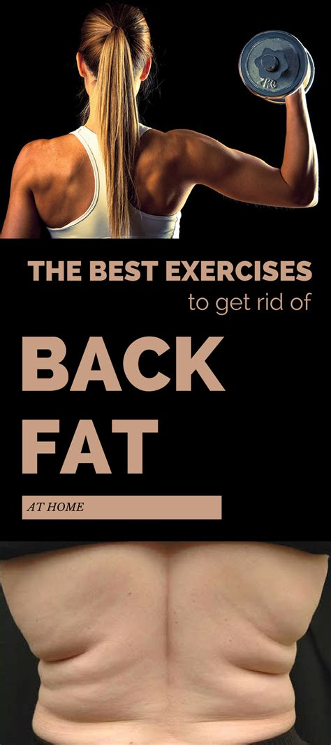 the best exercises to get rid of back at home