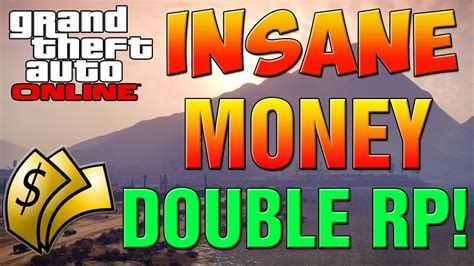 Gta 5 Online How To Make Easy Money - gta 5 online how to make easy money and double rp for
