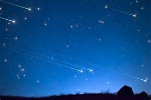 nature s light show draconid meteor showers begin