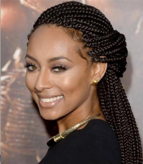 hairstyles for women over 50 african braiding 50 funky box braids for women to wear with pride