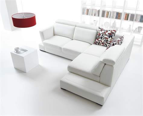 white modern living room furniture decosee