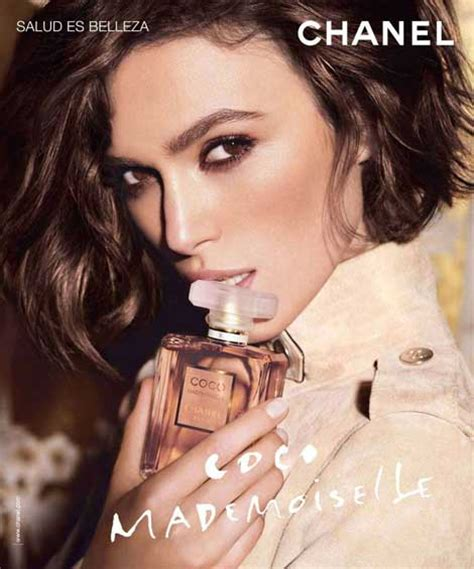 chanel commercial actress fashions book perfume adverts new fashions