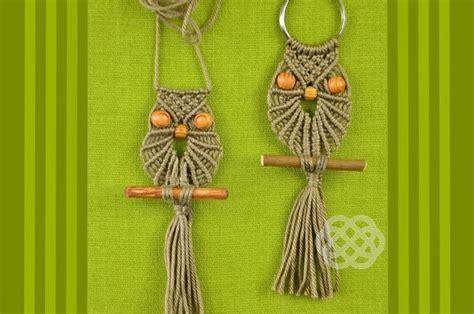 How to make Macrame Owl « Jewelry :: WonderHowTo