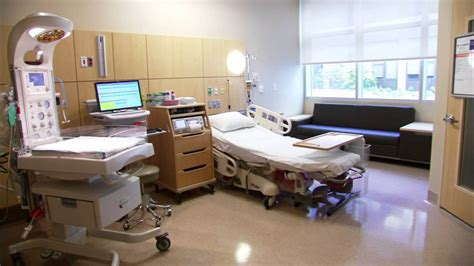 holy cross hospital emergency room providence holy cross center south wing tour