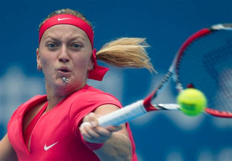 Petras Lopsided by Kvitova Pulls Out Of Linz With Lower Back Injury Tennis