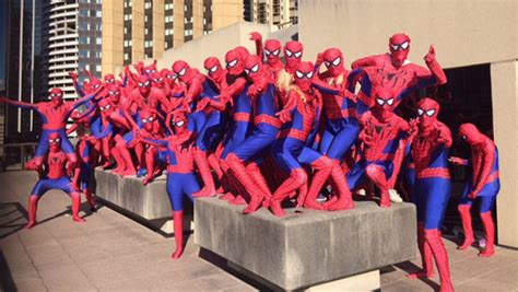 Spidey Shatters Records With 148m by Mass Gathering Of Spider Vies For World Record