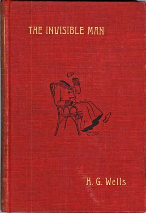 libro first man the life the invisible man a grotesque romance wells first edition