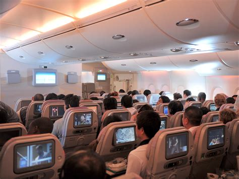 cabin classes the gallery for gt emirates a380 economy class