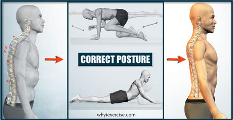how to better posture correct posture