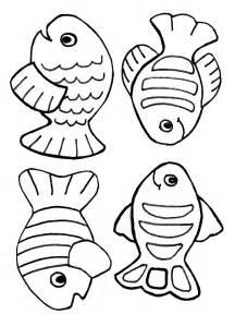 small fish templates mais que vencedores material para ebd 5 p 195 es e 2 peixinhos