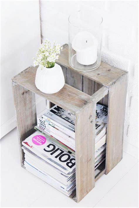 reciclaje decoracion estiloydeco cosas que puedes hacer con cajas de madera decoraci 243 n de