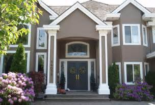 Exterior home paint colors photo gallery and simple design ideas
