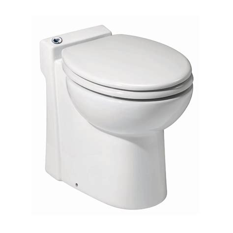 Saniflo Shower Base by Saniflo 023 Sanicompact 48 One Toilet With Macerator Built Into The Base Atg Stores