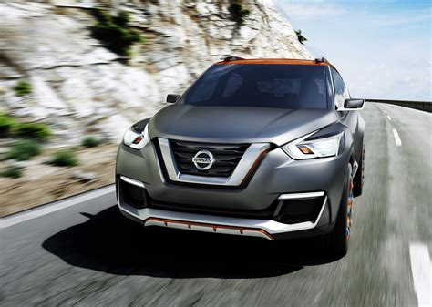 nissan rio nissan kicks suv to debut in 2016 as the official car of