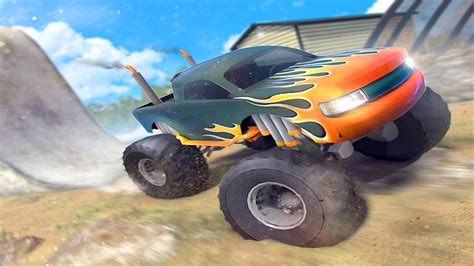 monster truck racing uk rc monster truck simulator android apps on google play
