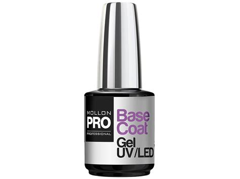 uv led gel l base coat gel uv led mollonpro