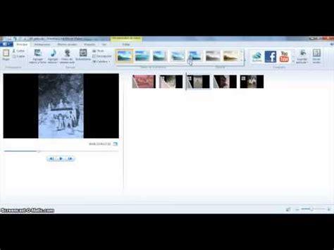 windows live movie maker tutorial 2014 tutorial windows live movie maker primera parte el