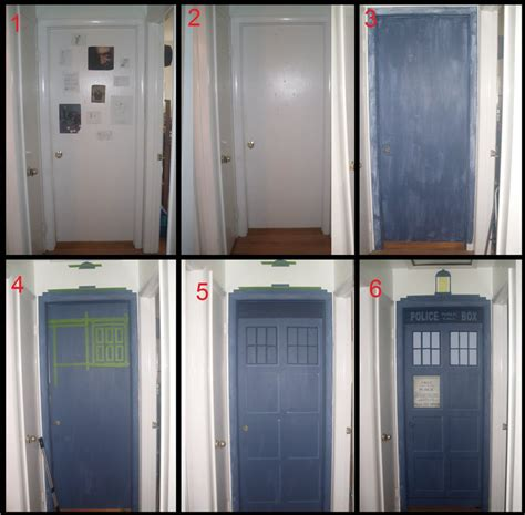 tardis bedroom door my tardis door by dragonheart101 on deviantart