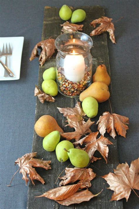 easy centerpiece ideas 5 easy and inexpensive fall centerpiece ideas frugal