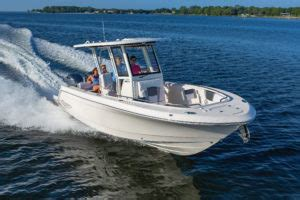 robalo's new 272 center console unveiled cedar creek marina