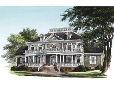 Neoclassical Home Neoclassical Home Plans At Eplans House Floor Plans