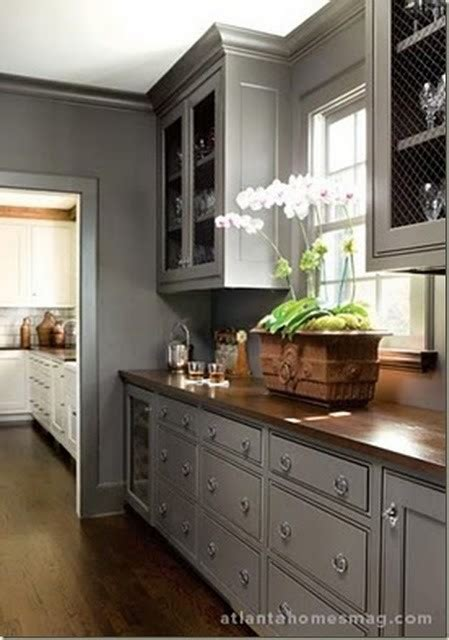 grey kitchen cabinets trove interiors falling for grey kitchens