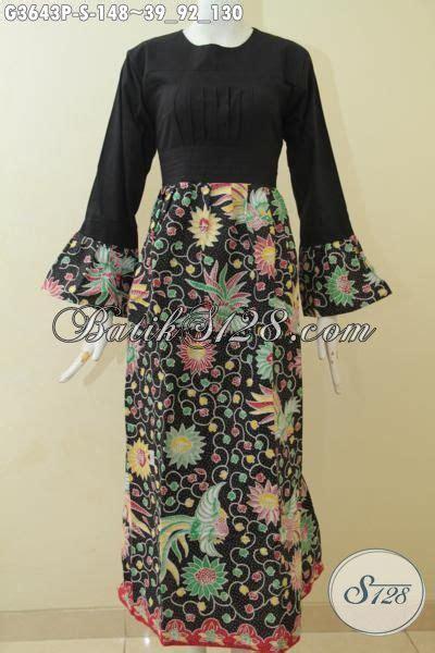 Dress Atasan Polos Rok Bunga gamis batik keren produk terbaru tahun ini hadir dengan