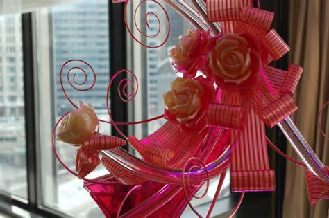 chef scott green the langham chicago pastry kitchen detail sugar sculpture created by executive pastry chef
