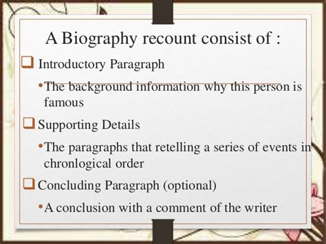 recount text biography jokowi recount text