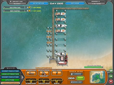 boat dock games youda marina download en speel op pc youdagames