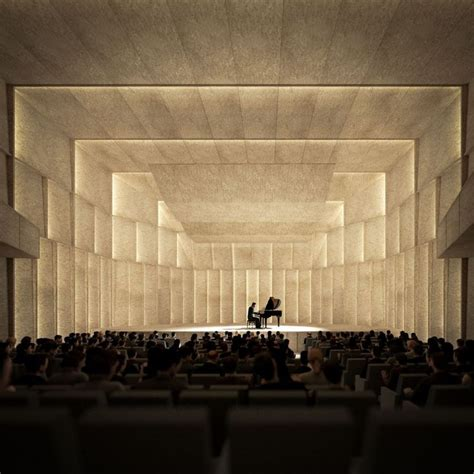 Interior Design Concert by 415 Best Theater Architecture Images On