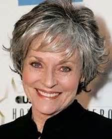 gray hairstyles for 50 plus short haircuts for women over 50