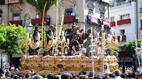 salida hermandad de la borriquita semana santa de sevilla  youtube