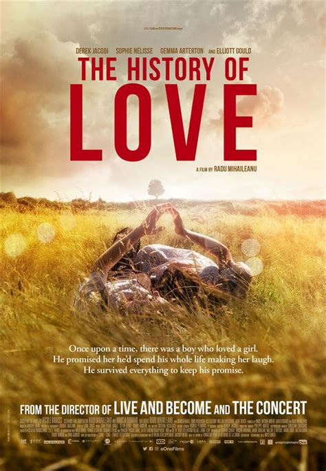film love history the history of love movie large poster