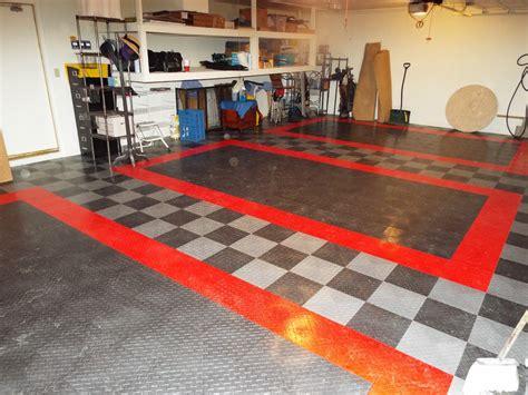 garage floor options