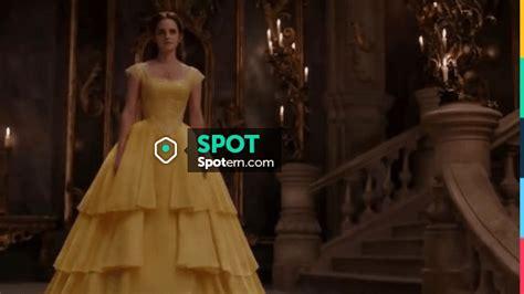 emma watson film pour adulte la robe de bal jaune pour petite fille de belle emma wat