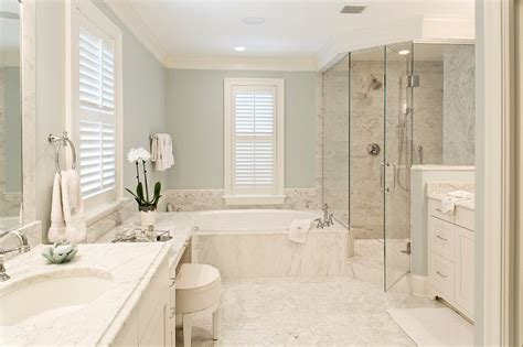 Traditional Master Bathroom Ideas The Homeowner Had Never Done A Renovation Before And Were