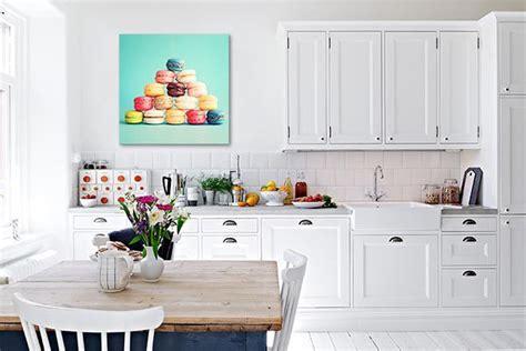 Decoration Murale Pour Cuisine by D 233 Coration Murale Design Avec Un Tableau Sur Toile Toile
